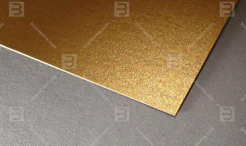 Cardboard Stardream antique gold