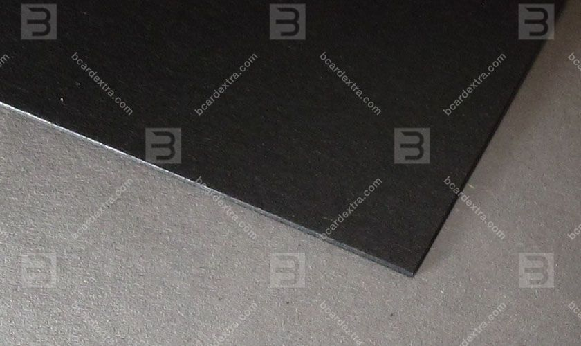 Cardboard Creative board brilliant black