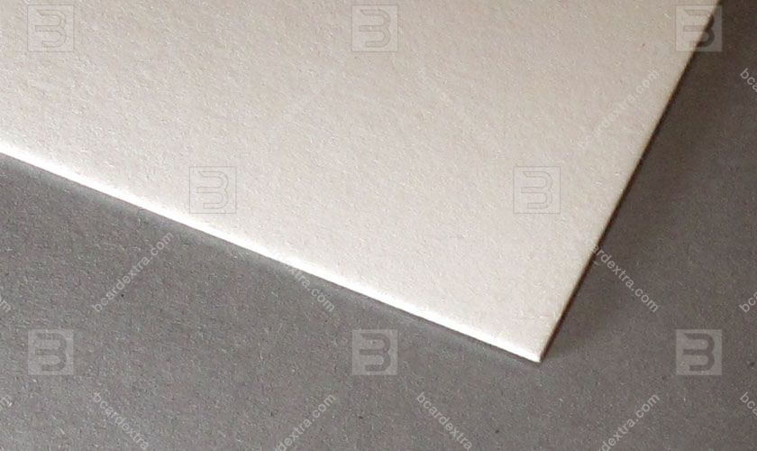 Cardboard Cotton max white