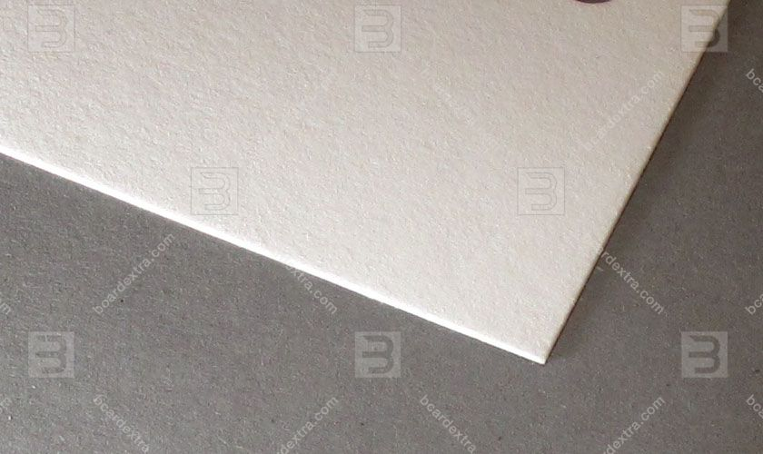 Cardboard Cotton max white business card photo