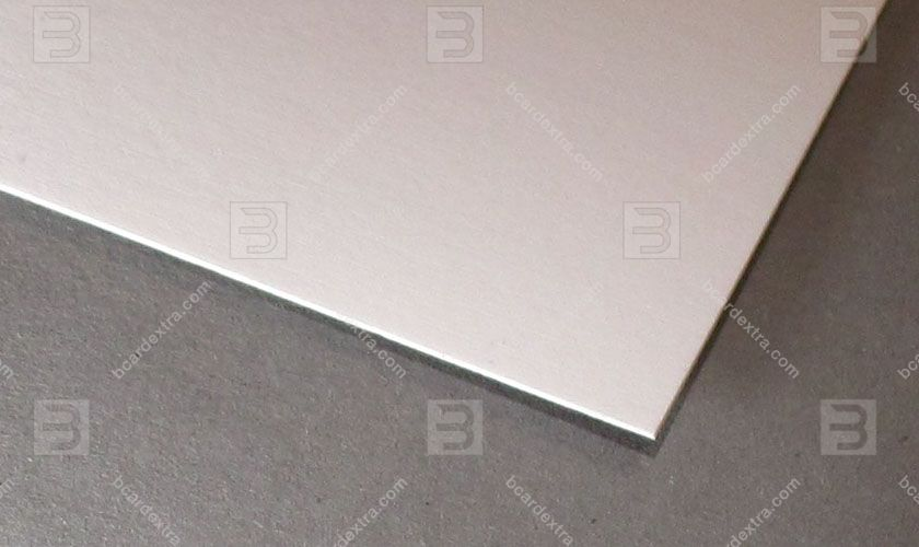 Cardboard Touche Cover high white