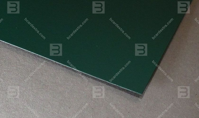 Cardboard Touche Cover green