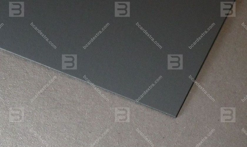 Cardboard Touche Cover grey