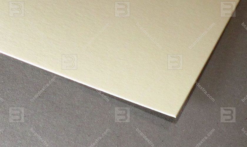 Cardboard Touche Cover ivory