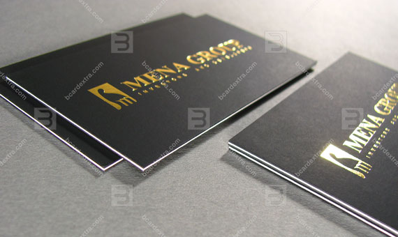 Business card for Investor