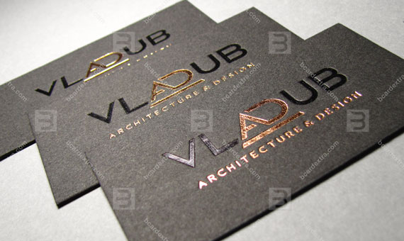 Business card for Architecture & Design