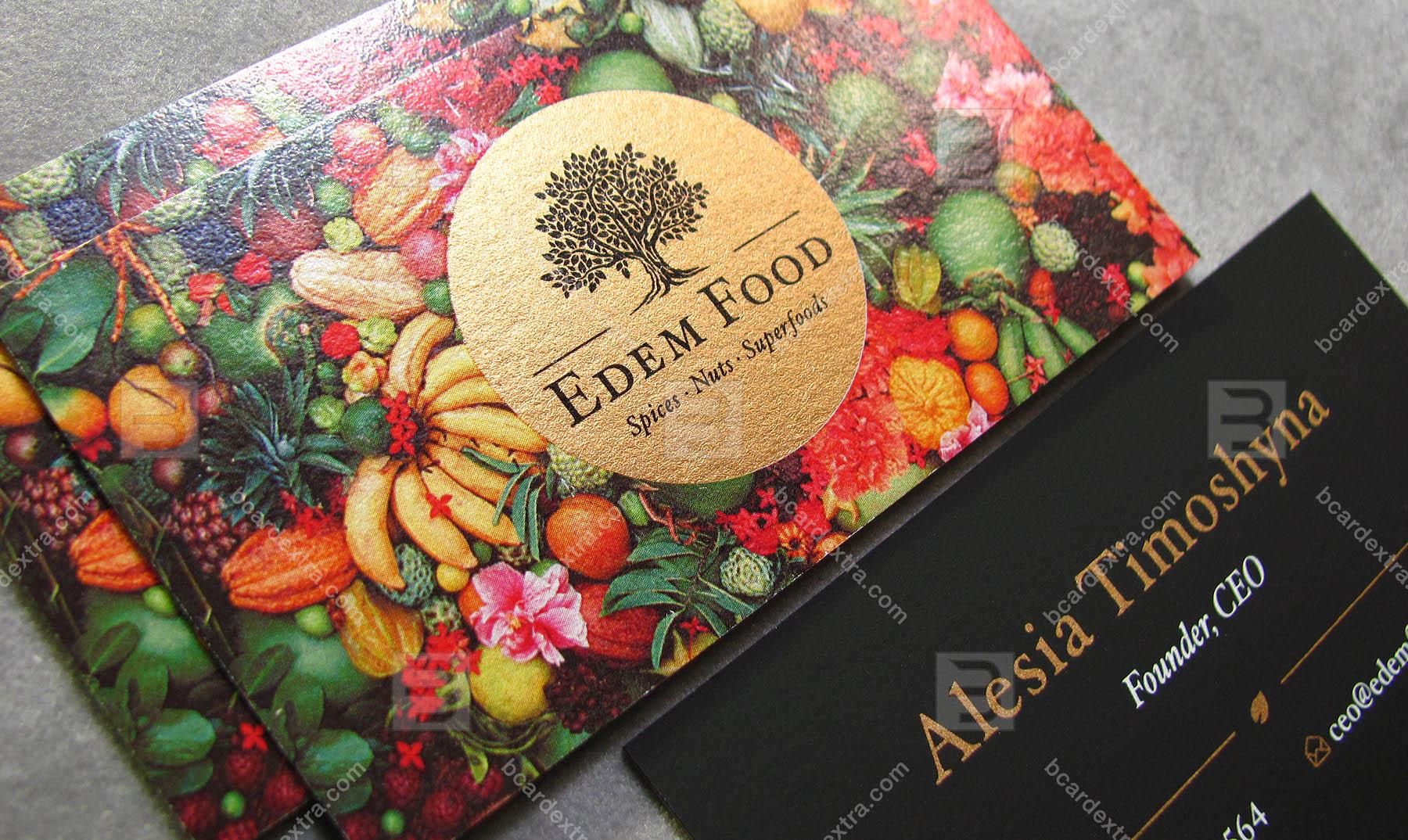 Premium Business Cards Printing Beautiful Business Cards
