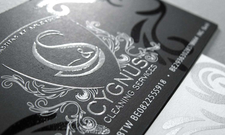 Premium Visitenkarten Drucken Beautiful Business Cards